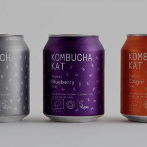 Kombucha Kat Probiotic Drink